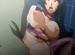 Taimanin Asagi – Episode 4